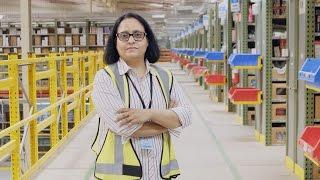Sandeep Kaur, Sr. Operations Manager, Amazon Fulfilment