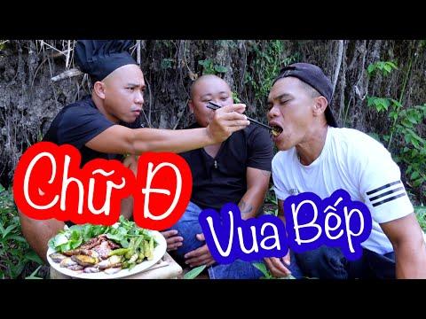 Vua Đầu Bếp Chữ Đ - Ai Nấu ăn Ngon Nhất   Son Duoc Vlogs