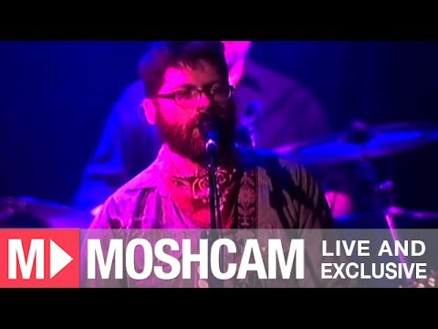 The Decemberists - The Engine Driver | Live in Sydney | Moshcam