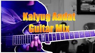 aadat juda hoke bhi atif aslam kunal khemu kalyug 2005 guitar cover