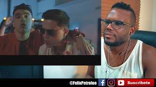 Mc Davo - Los Bandidos (Remix) Ft Gera Mx & Darkiel | Reacción | Felix Petroleo