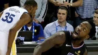 Kevin Durant APOLOGIZES After Game 1 Ejection & SNAPS At Free Agency Rumors 'Just Watch The Game'