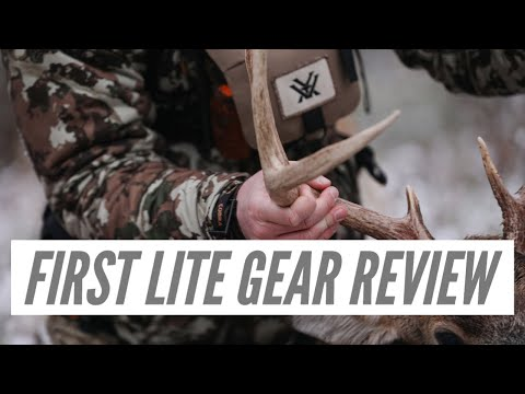 FIRST LITE GEAR REVIEW- IDENTICAL DRAW