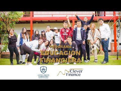 Educación Financiera - Liceo Chico Campestre & Clever Finance