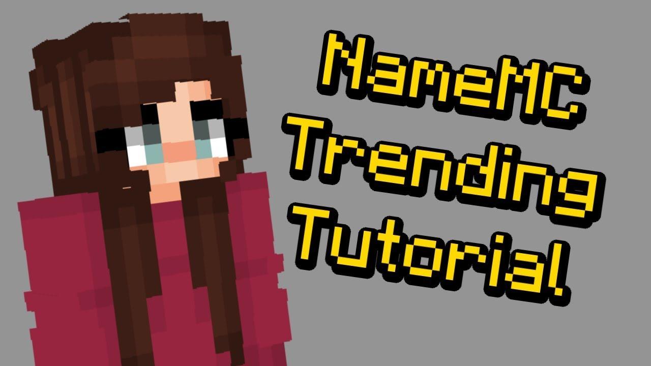 How To Make Trendy Clothes On Your Minecraft Skin YouTube - Skinuri minecraft namemc