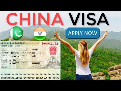 How to Apply CHINA Visa - Book Online China Embassy Appointment