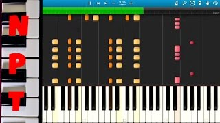 How to play Roses on piano - The Chainsmokers ft. ROZES - Piano Tutorial - Instrumental