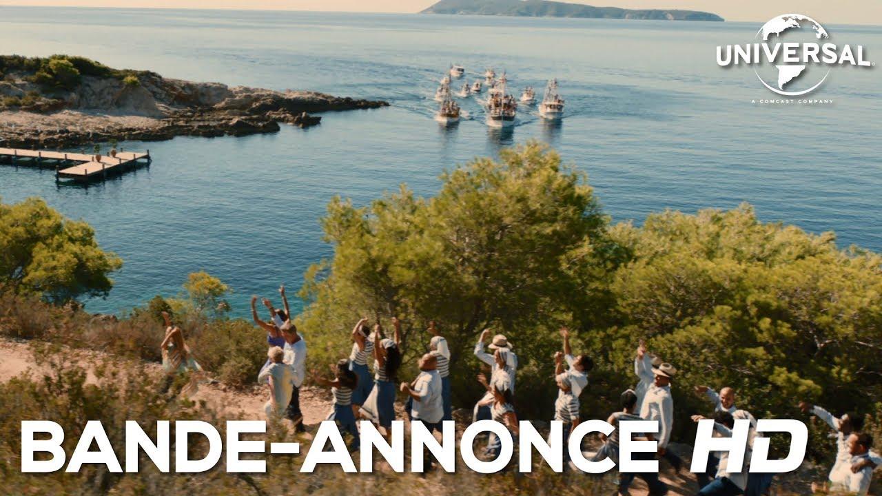 Mamma Mia : Here We Go Again / Bande-annonce officielle VOST [Au cinéma le 25 juillet]