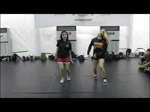 Rie Hata X Ysabelle Capitule  Collab Class | Lil Jon - Snap Yo Fingers