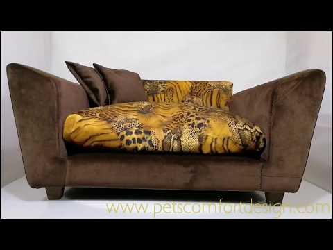 """pet-sofa-""""orange"""""""