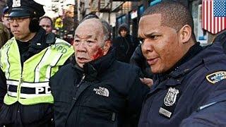 NYC Police Brutality: 84 anyos na lalaki, nag-jaywalk, binugbog ng pulis