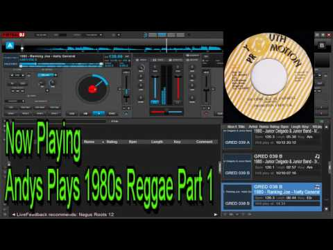 Andy Plays 1980s Reggae Part 1