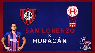 SAN LORENZO - HURACÁN EN VIVO