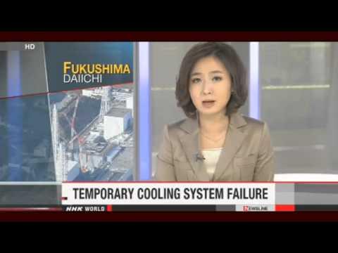 FUKUshima NEWS 2/25/14:Temporary Cooling System Failure;Japan Drafts Basic Energy Plan