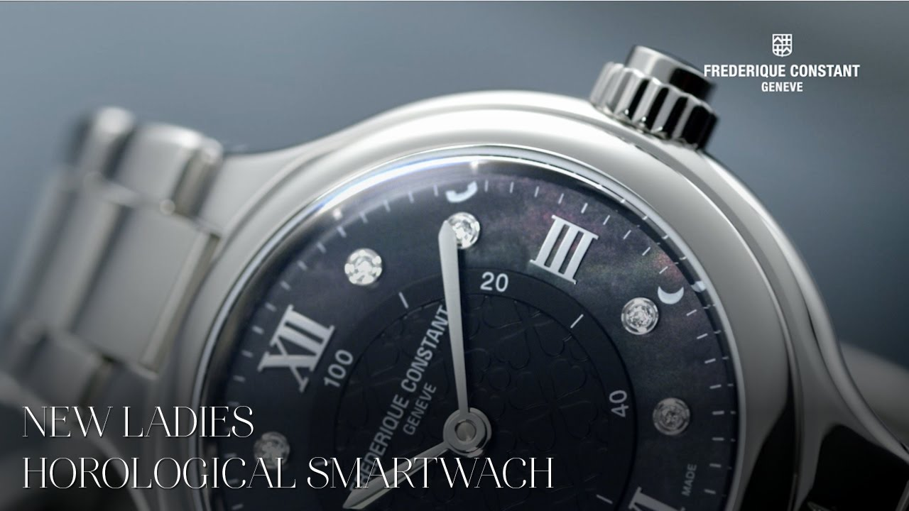 FREDERIQUE CONSTANT WORLD PREMIERE LADIES HOROLOGICAL ...
