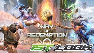 Way of Redemption - First Look
