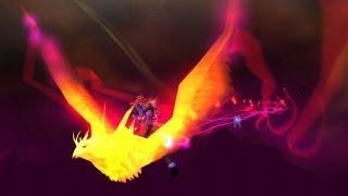 WoW - Como conseguir las Cenizas de Al'ar (Fénix dorado/rosado) - World of Warcraft