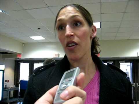 Rebecca Lobo on 1995 team