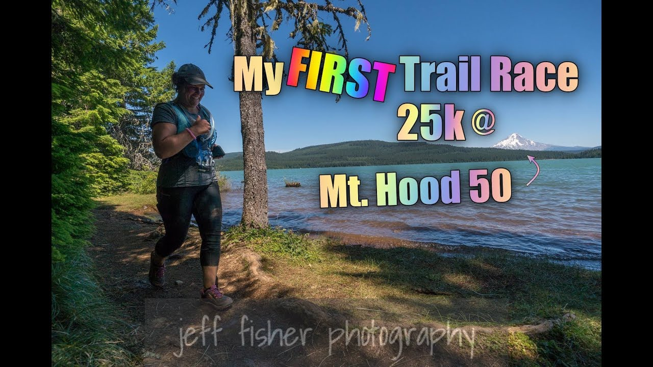 Running In The Mt Hood 50 25k | Road Trip from ID to OR | Camping | Food!