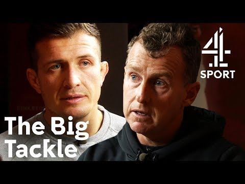 Ed Jackson Interviews Legendary Rugby Ref Nigel Owens | The Big Tackle