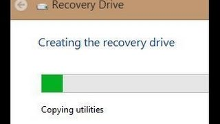 How To Create A External Recovery Partition In Microsoft Windows 7, 8 &10