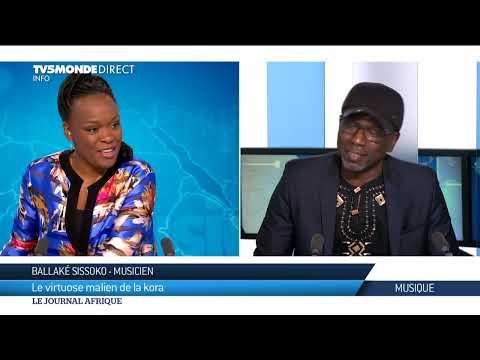 Le Journal Afrique du samedi 10 avril 2021 sur TV5MONDE