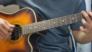 luluchip - Melancholy Hãy nói yêu thôi đừng nói yêu mãi mãi guitar cover