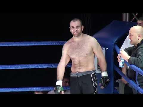 Grigor Ashughbabyan VS  Krystian Czelewicz  DRAKA - 14