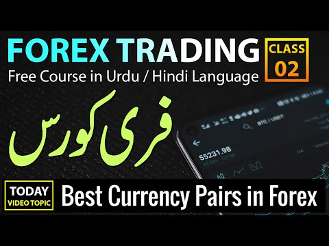 Types of Currency Pairs in Forex Trading for Best Trade