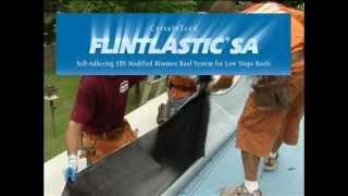Flintlastic SA Installation