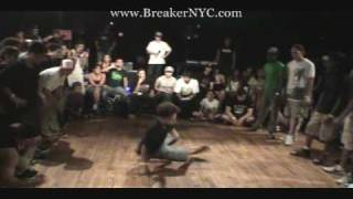 BreakerNYC.com--Breakers Delight--Teen Titans vs. Street Rockers
