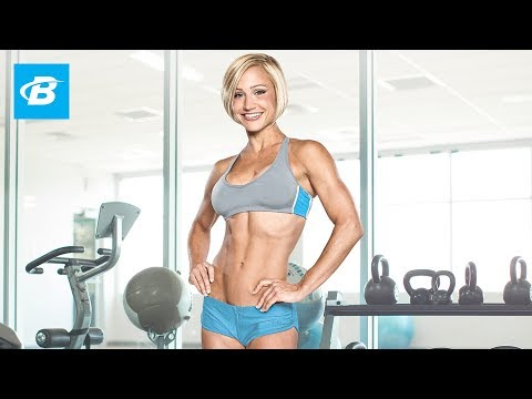 Jamie Eason's Training & Nutriiton Plan