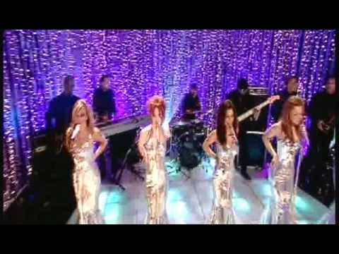 Girls Aloud - The Promise - TOTP New Year '09