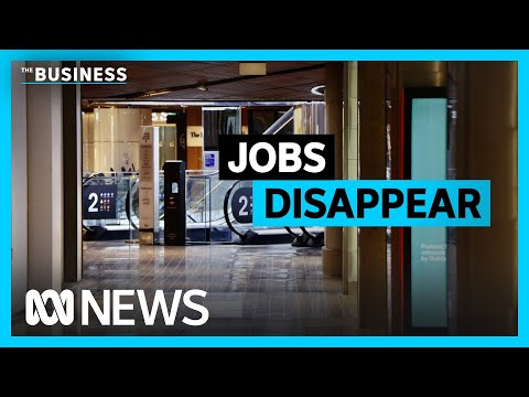 Why unemployment is down but none of your friends are at work | The Business | ABC News