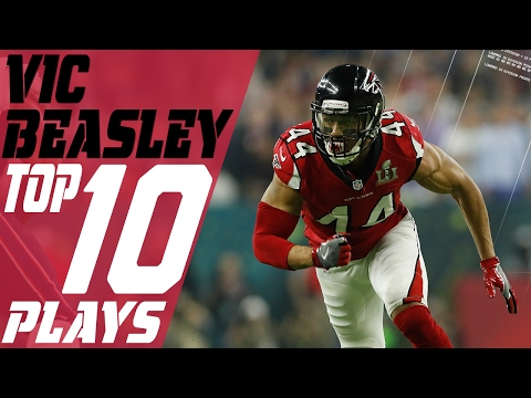 Vic Beasley's Top 10 Plays of the 2016 Season | NFL Highlights