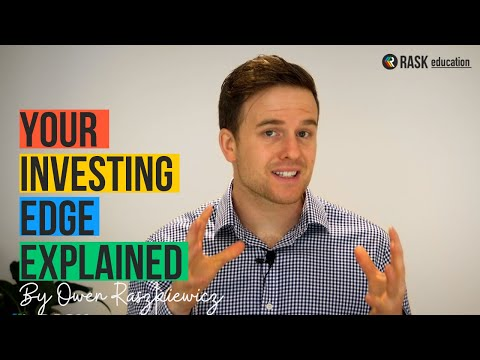 Your investing edge explained | how to get an edge investing in shares | Rask
