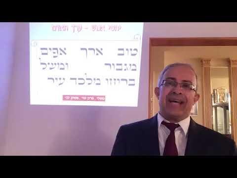 הרב ינון קלזאן - איך מתגברים על מידת הכעס 2 הרצאה ברמה גבוהה חובה לצפות!