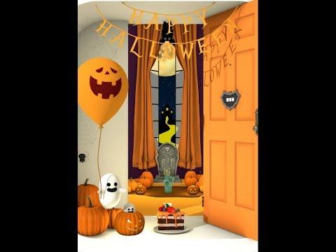 Escape Game Halloween Walkthrough [Jammsworks]