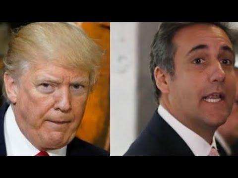 Donald Trump Calls FBI Raid On Michael Cohen Disgraceful