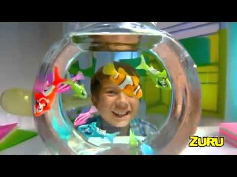 Японская рыба-робот (Карп Кои) - YouTube