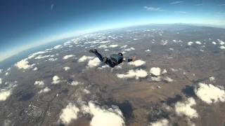 Skydiving AFF Level 7 (Fail)