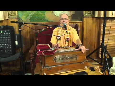 Шримад Бхагаватам 1.2.6 - Бхакти Вигьяна Госвами