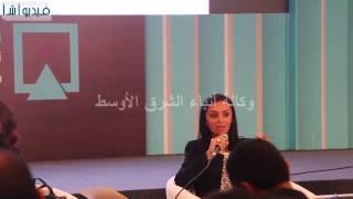 بالفيديو : تقييم المشاركة السياسية للمراة المصرية بمؤتمر الشباب
