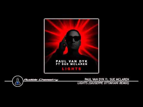 Paul van Dyk ft. Sue McLaren - Lights (Giuseppe Ottaviani Remix)