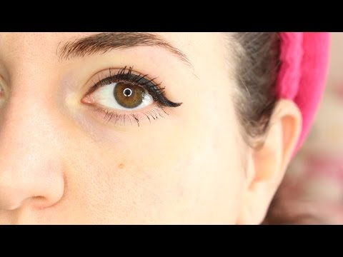 EVERYDAY BASIC EYELINER - EYELINER BASE PER TUTTI I GIORNI - STEP BY STEP QUICK MAKEUP TUTORIAL