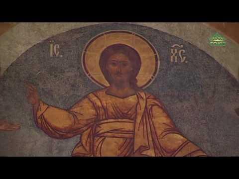 Божественная литургия в Успенском соборе Московского Кремля, 15 февраля 2019 г.