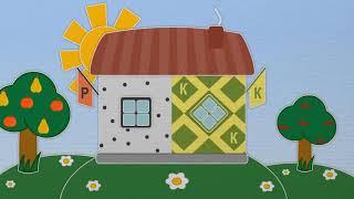 Уроки от Пинги и Кроки - 3 серия - Чистим зубки - Веселый и познавательный мультсериал