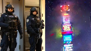 How Do You Keep 1 Million People Safe on New Year's Eve?