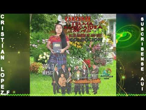 Solista Telma Margarita Álbum Completo vol 3
