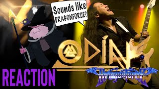 DragonForce Reaction: Odín | Destripando La Historia Reacción - Herman Li
